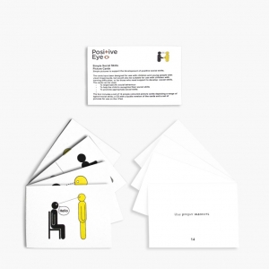 Simple Social Skills Picture Cards