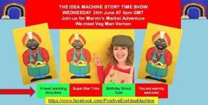 Ideas Machine Story Time