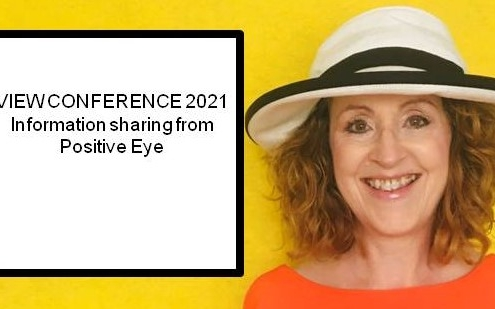 VIEW Conference 2021 Information sharing by Positive Eye