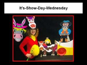Midwest Show day wednesday