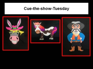 Midwest cue the show day Tuesday