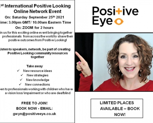 Positive Looking Network Event Sept 25th